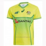 Maillot Australie 7s Rugby 2019-2020 Domicile