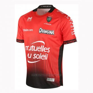 Maillot Rc Toulon Rugby 2017-2018 Domicile