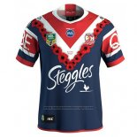 Maillot Sydney Roosters Rugby 2018-2019 Commemorative