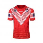 Maillot Tonga Rugby 2019 Domicile