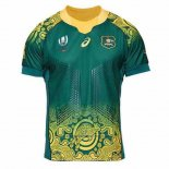 Maillot Australie Rugby RWC 2019 Exterieur