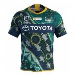 Maillot North Queensland Cowboys Rugby 2021 Commemorative