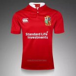 Maillot British & Irish Lions Rugby 2017 Entrainement Rouge