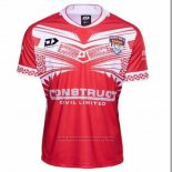 Maillot Tonga Rugby 2019 Domicile01