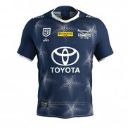 Maillot North Queensland Cowboys Rugby 2020 Bleu