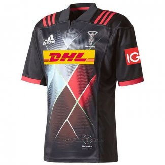 Maillot Harlequin F.C Rugby 2021 Noir