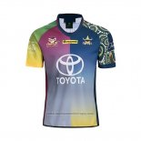 Maillot North Queensland Cowboys Rugby 2018-2019 Commemorative
