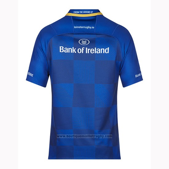Maillot Leinster Rugby 2017-2018 Domicile