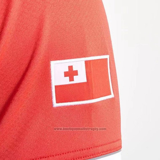 Maillot Tonga Rugby RWC 2019 Rouge